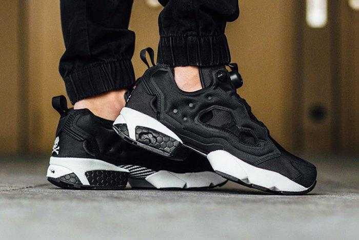Mastermind Japan X Reebok Insta Pump Furythumb