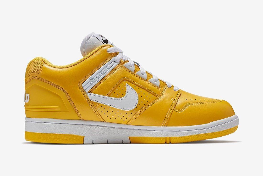 Supreme X Nike Air Force 2 14