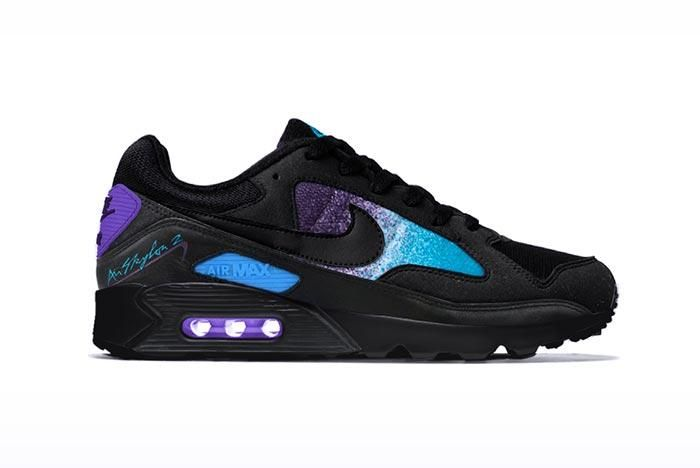 Chad Manzo Nike Air Max 90 Illustration Right Side