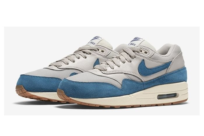 Nike Am1 Vintage Royal Bump Ndc 4