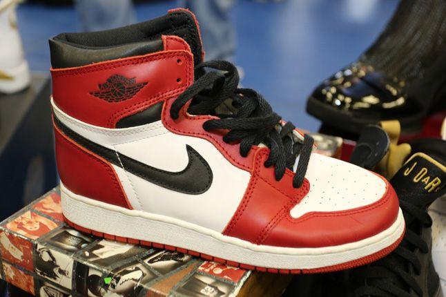 Sneaker Con Charlotte Air Jordan 1 1