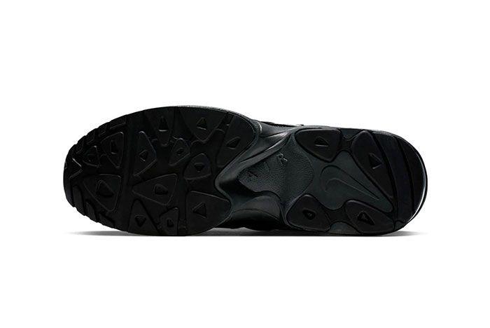 Nike Air Max 2 Light Black Ao1741 001 Sole Shot