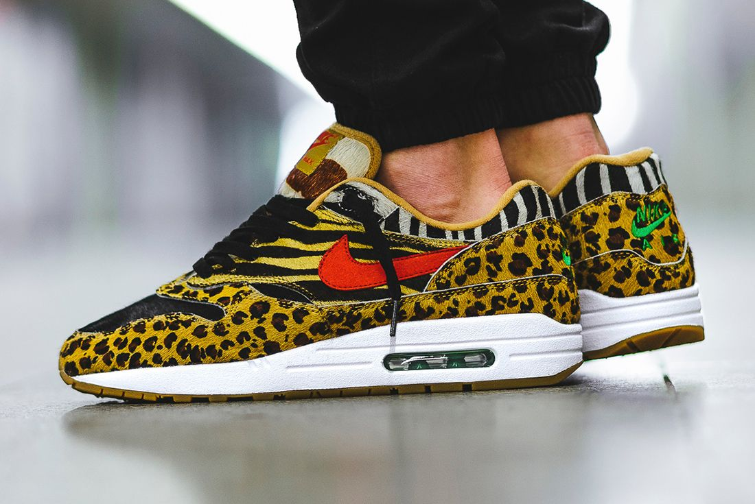 Nike Air Max Animal Pack Release 2