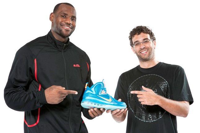 Nike Lebron 9 China 1 1