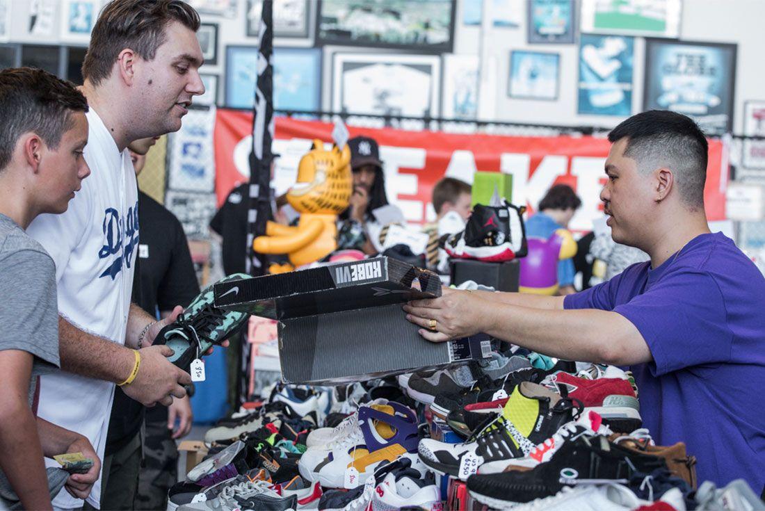 Sneaker Freaker Swapmeet 2019 Event 50
