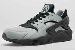 Nike Air Huarache Slate Green Black Thumb