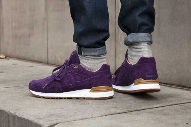 Play Cloths Saucony Shadow 5000 Strange Fruit Pack 2