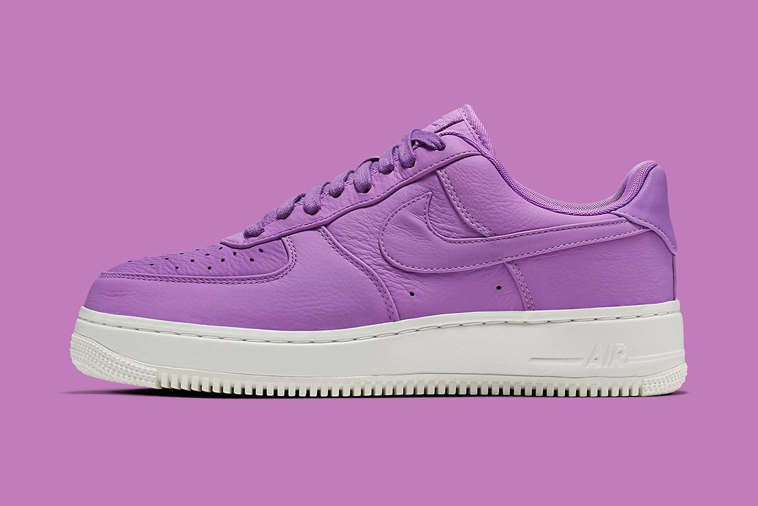 Nike Lab Reveals New Air Force 1 Colourways For 20174