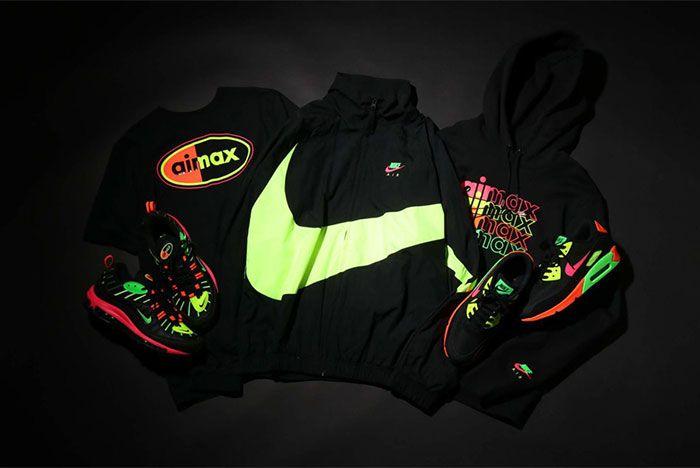 Nike Tokyo Neon Collection