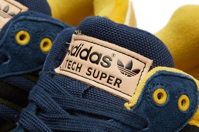 Adidas Tech Super Collegiate Navy Night Cargo 3