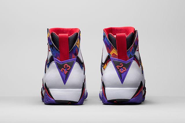 Air Jordan 7 Nothing But Net 4