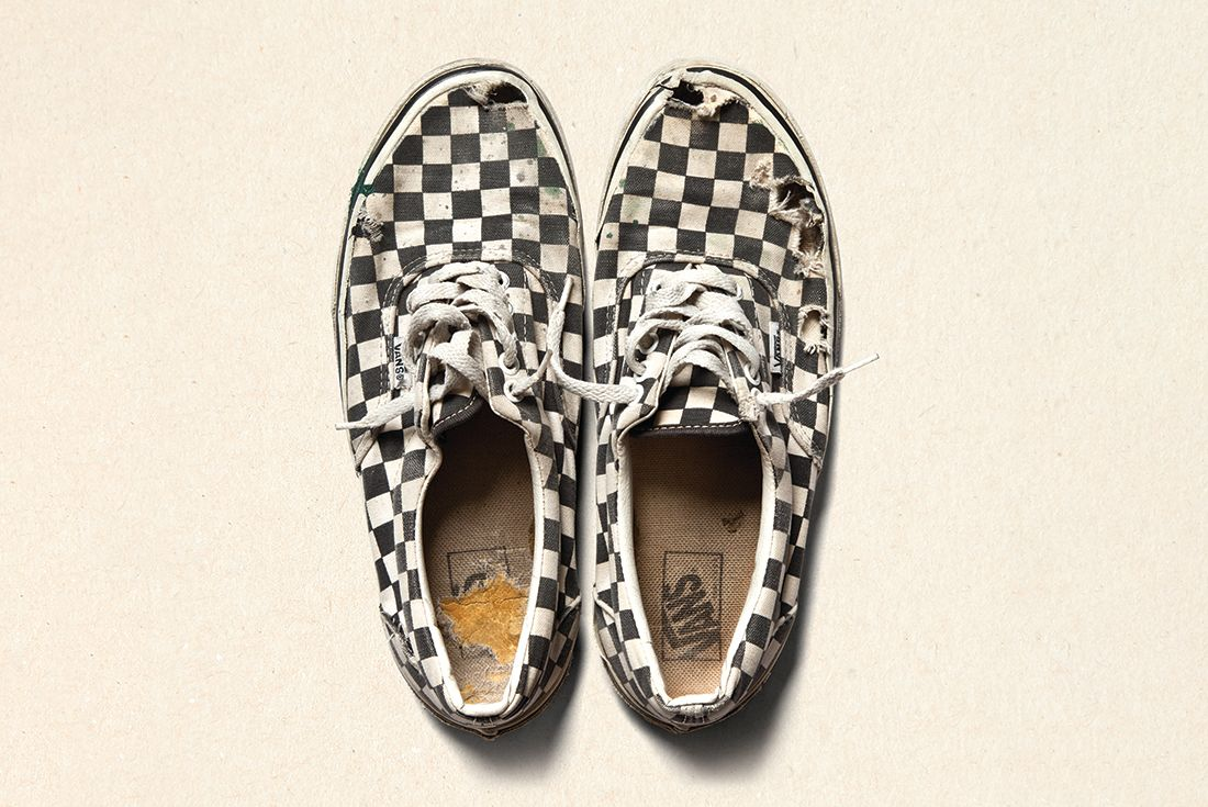 Vans Era Jesse Checkerboard Tony Alva Interview