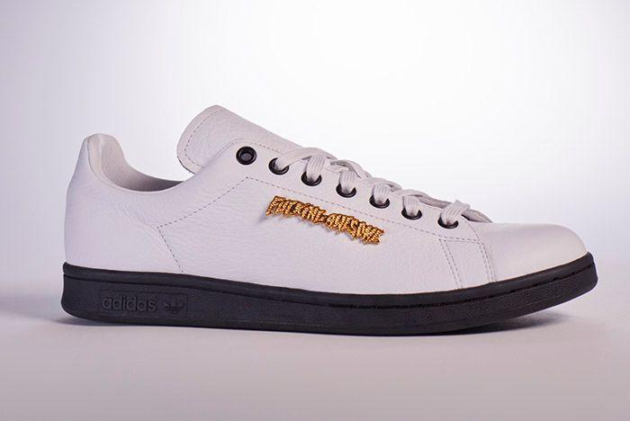 White Fa Shoes 0522