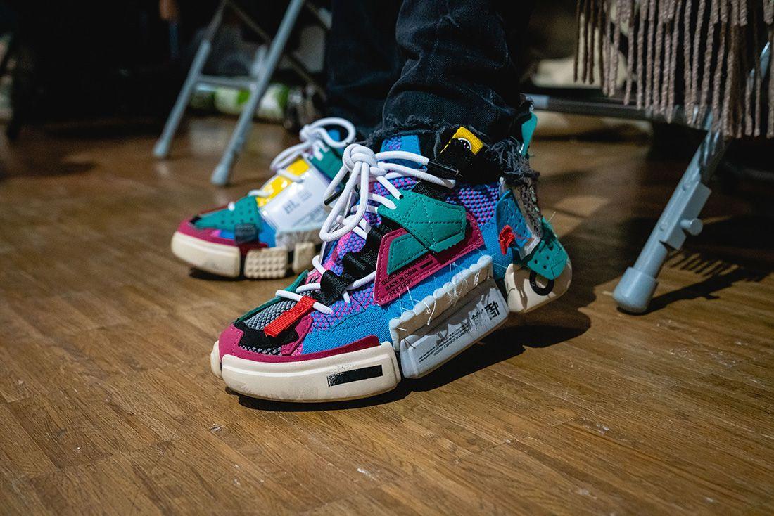 Sneaker Freaker Paris Fashion Week On Foot Shot16