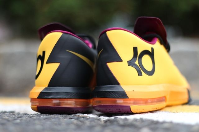Nike Kd6 Peanut Butter And Jelly Heel