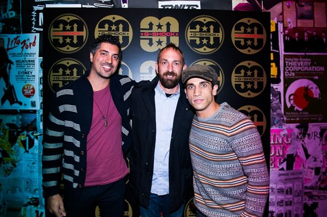G Shock 30Th Anniversary Party Melbourne 16 1