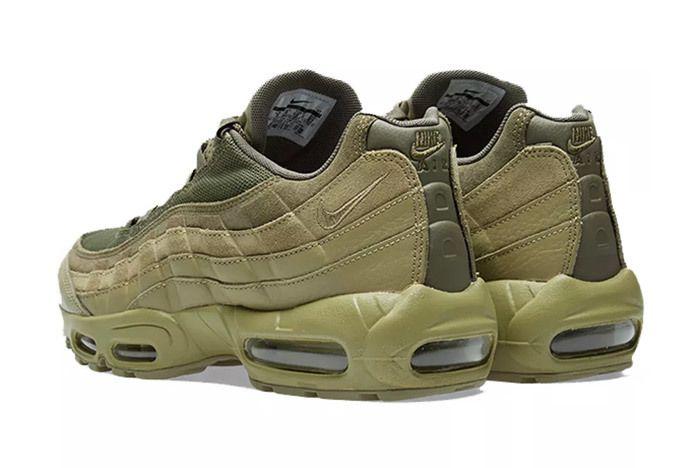 Nike Air Max 95 Olive Sneaker Freaker