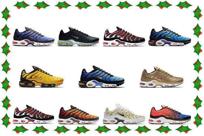11 Nike Tns