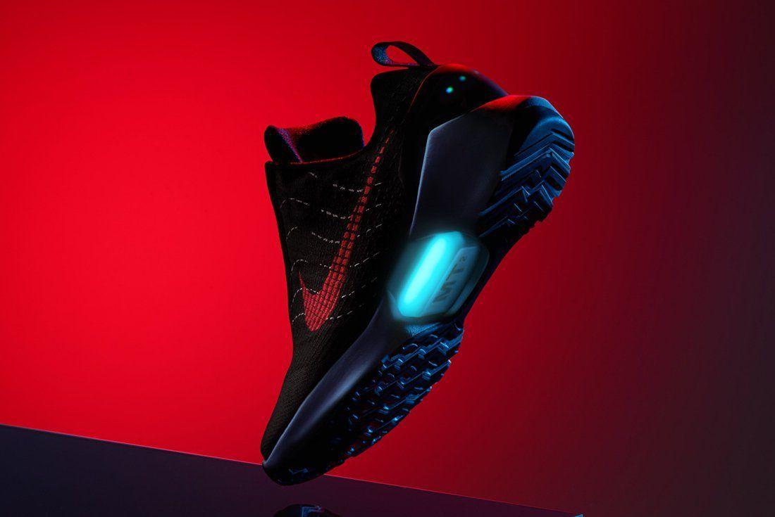 Nike Hyperadapt 1 0 Blackuniversity Red 10