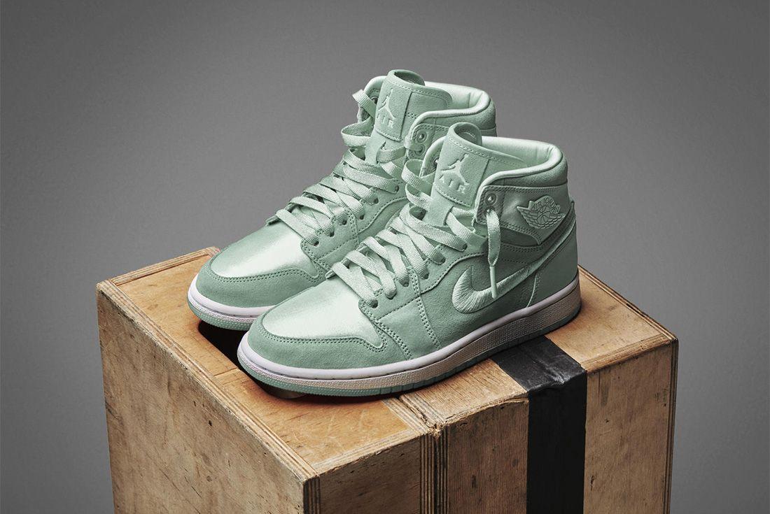 Sneaker Freaker Jordan Brand Ho17 Jd Jsw Womens Soh Aji Mint Foam