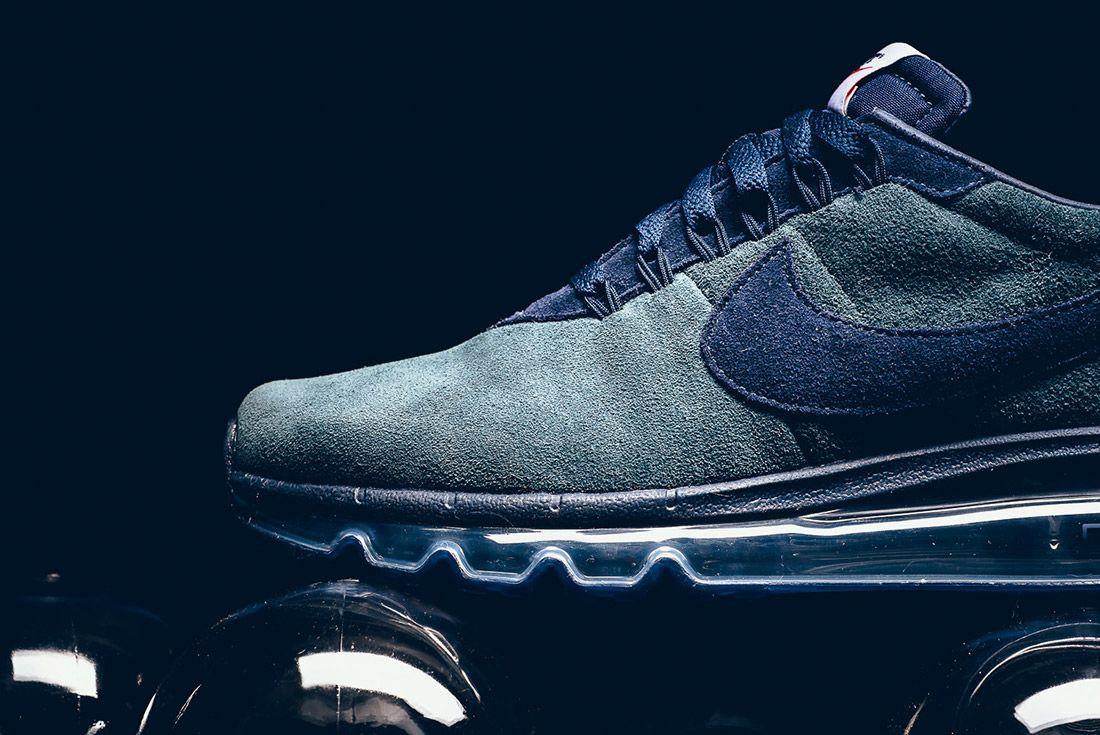 Nike Ld Zero Suede Navy Blue 5