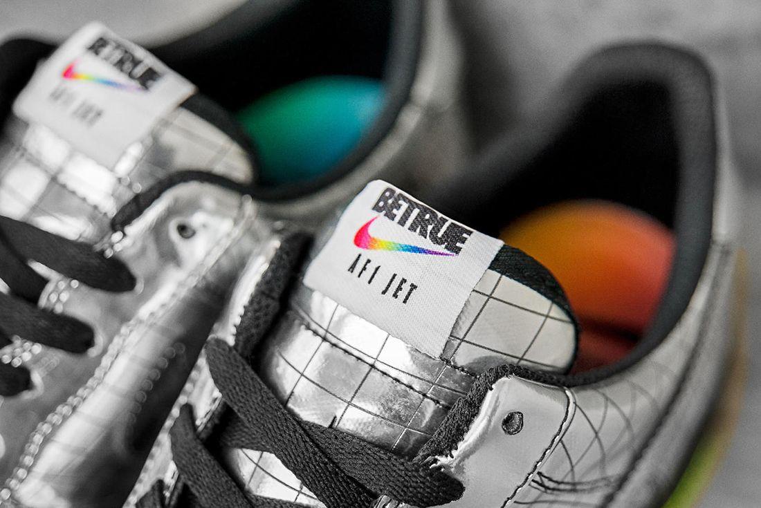 Nike Creates Wild Air Force 1 Jet Pe For Sir Elton John4