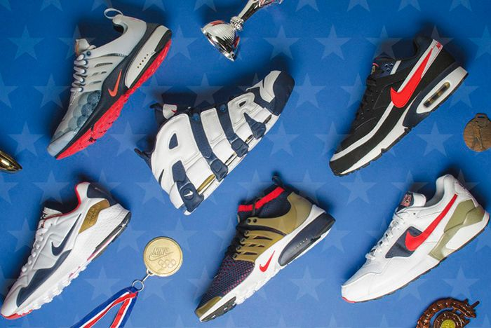 Nike Debuts 2016 Olympic Collection