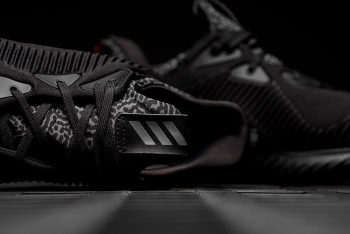 Adidas Alpha Bounce Black Granite 5