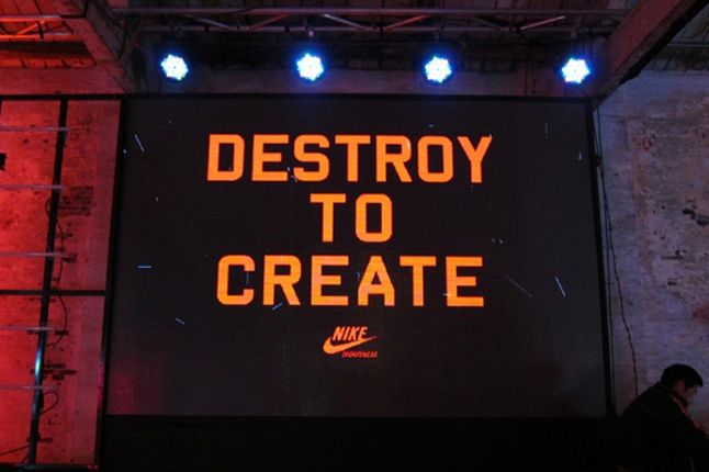 Nike Sportswear China Destroy To Create Event 20 1