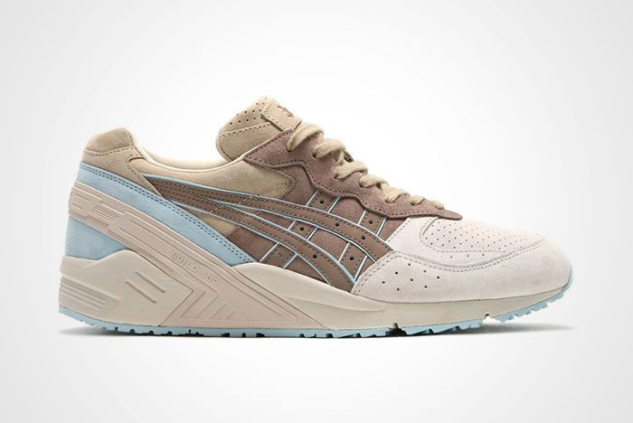 Asics Gel Sight Taupe Grey Thumb