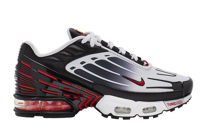 Nike Air Max Plus 3 Grey Right