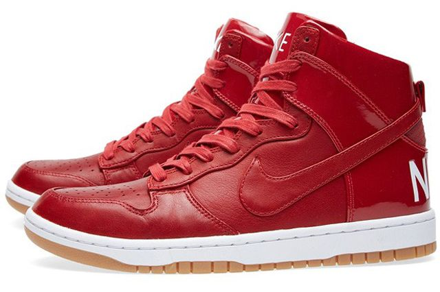 Nike Dunk Lux Gym Red 2 622X399