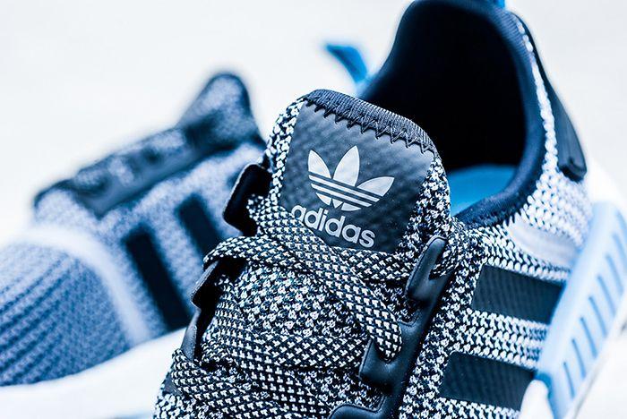 Adidas Nmd R1 Light Blue 1