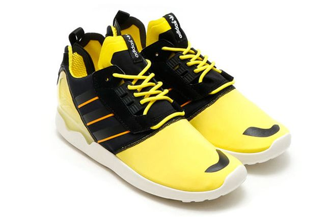 Adidas Zx 8000 Boost Bright Yellow 03
