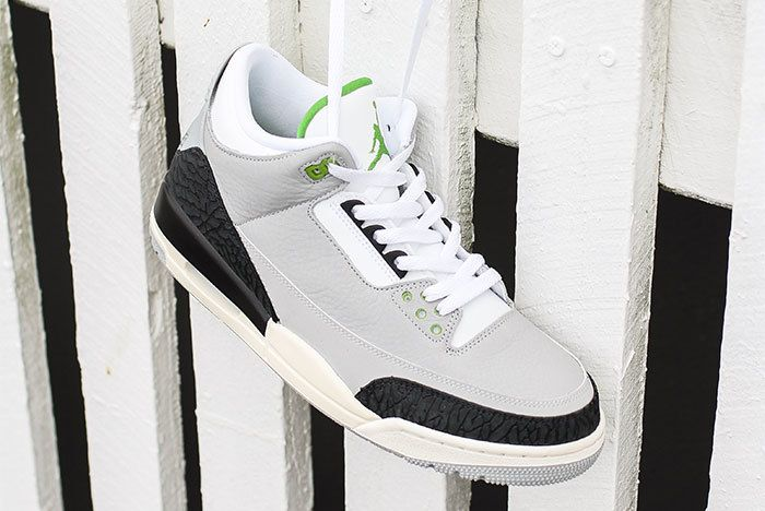 Air Jordan 3 Chlrophyll Jd Sports Sneaker Freaker7