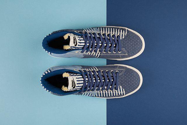 Nike Blazer Mid Patchwork 5