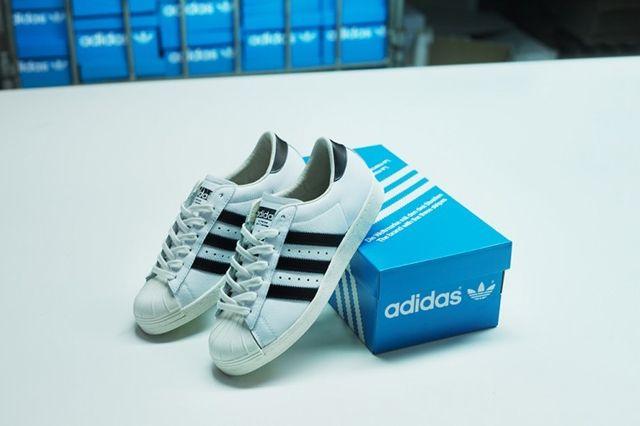 Adidas Consortium Superstar Made In France 5
