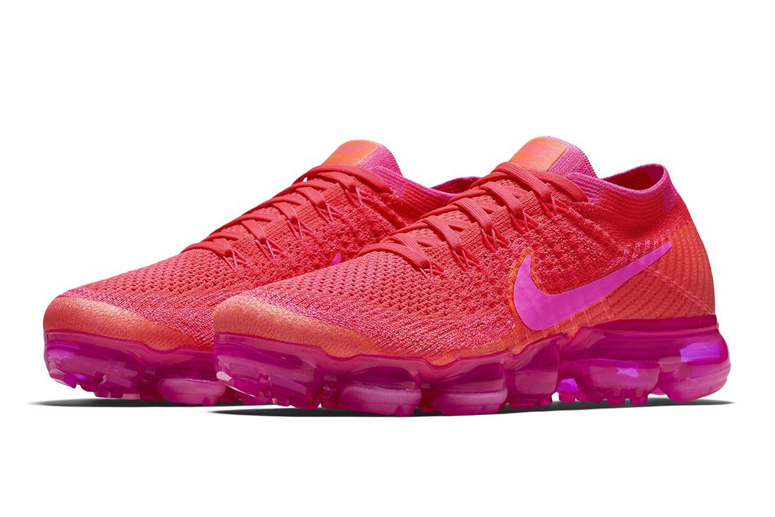Nike Air Vapormax Womens Pink 1