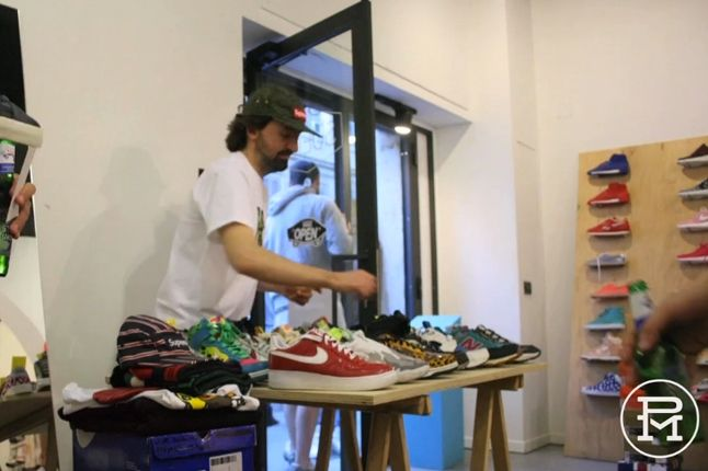 I Love Sneaker Market Rome 1