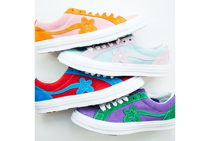 Converse Golf Le Fleur New Colours 1