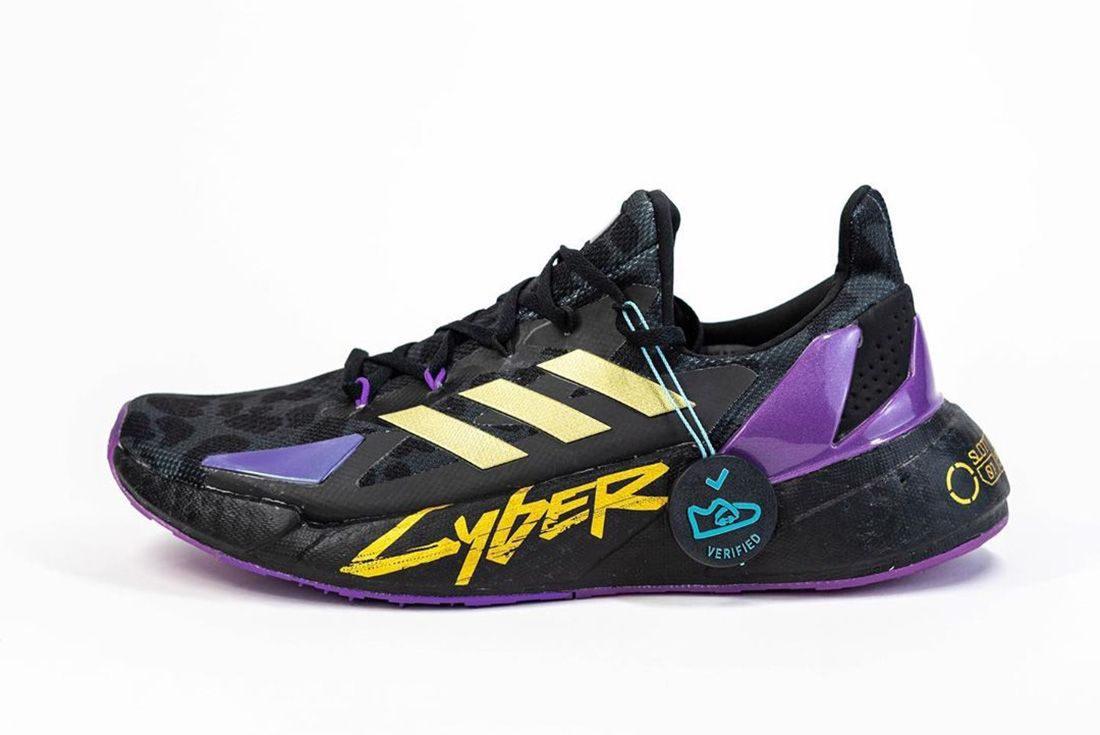 cyberpunk adidas x9000l4