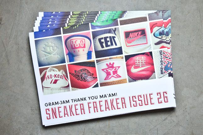 Sneaker Freaker Issue26 Poster 1