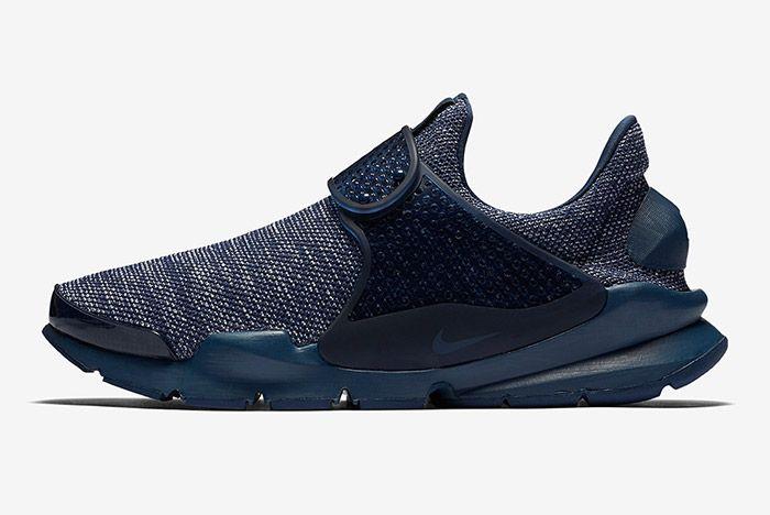 Nike Sock Dart Breathe Mignight Navy 4