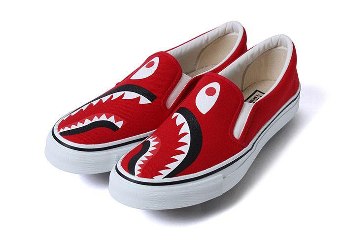 Bape Shark Slip On 2