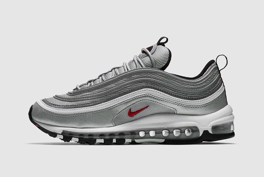 Nike Air Max 97 Europe Retro (La Silver) - Sneaker Freaker