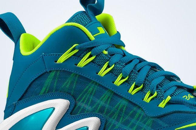 Nike Air Max 360 Diamond Griff Neo Turquoise Volt Detail 1