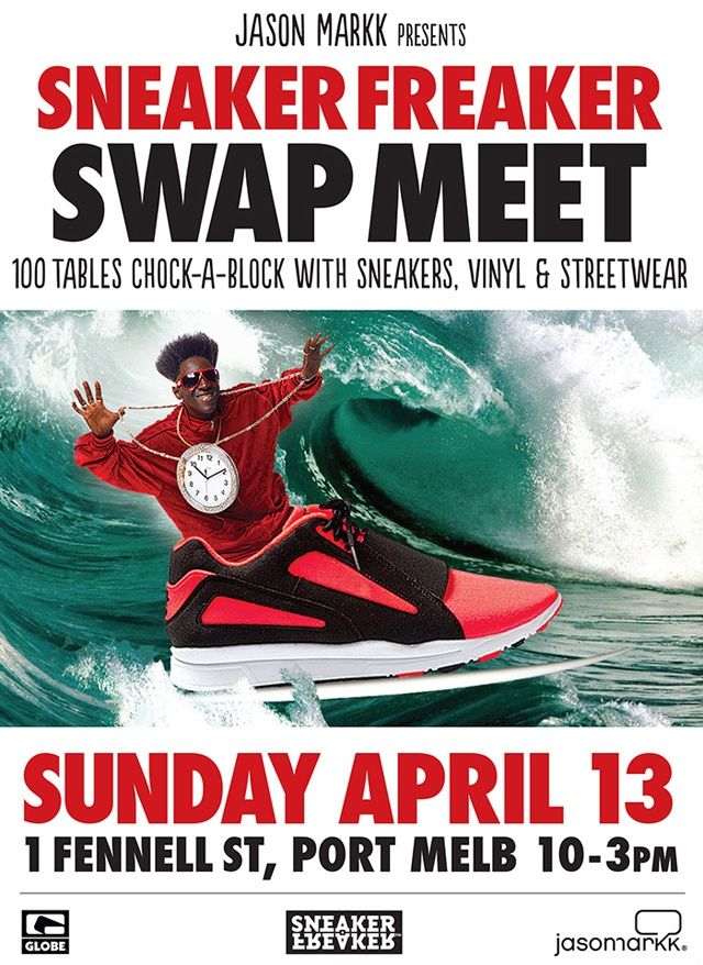 Swap Meet Flyer Large