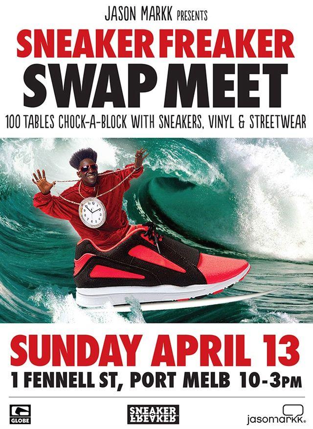 Swap Meet Flyer Large