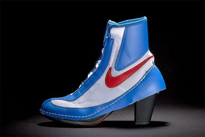 Nike Sneaker Heel Dover Street Market 1