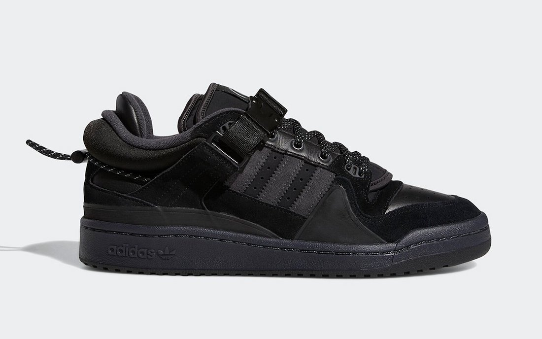 Bad-Bunny-adidas-Forum-Buckle-Low-Black-
